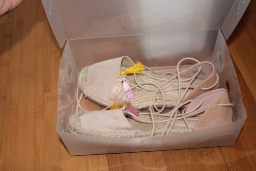 the best shoe storage
